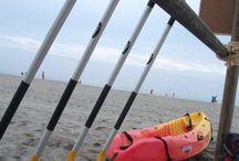 Rutas en kayak  / Rutas de piragüismo por el Levante Almeriense