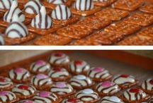 Dessert recipes / by Elizabeth Fritz