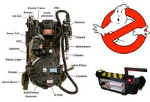 Cosplay Ghostbuster
