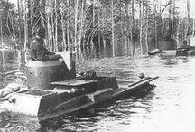 Light tank T-38 / Czołg lekki T-38