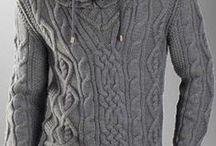 Hombre Crochet