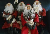 Santas / by Janis Rink