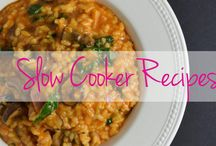 Scrumptious Slow-Cooker Recipes / Time to savor (one of) your kitchen's most prized possessions – the almighty crock pot. Prepare these recipes, set it, forget it, and enjoy. / by The Latin Kitchen
