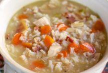 Soups & Stews / by Deb Taylor Widman
