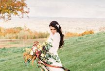Autumn Wedding Inspiration / Inspiration for planning an autumn wedding. / by Ivy Long | Edera