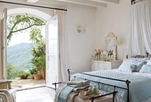 """Sferra / """"Luxurious Bedrooms"""" strikes the perfect note for the SFERRA pinboard: the company has been creating luxury linens for more than 120 years."""