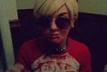 obsessions / Homestuck Cosplay