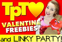Linky Party Resources!