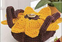 Kitchen Crochet / by Deborah Sage