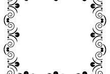 Hobbydot patronen / Kaarten maken