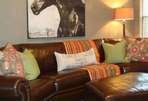 living room / by Kristy Holcomb Mathis