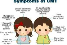 CMT and other genetic diseases / by MightyBunny Etsy