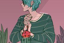 mystic messenger ♥