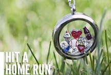 origami owl ideas / by Daneen Mayhue