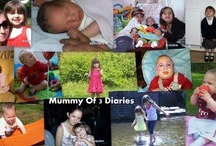 My Blog / Anything & Everything Connected to My Blog - Mummy Of 3 Diaries.