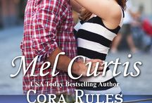 Melinda Curtis / USA Today and Amazon Bestselling Author, Melinda Curtis is the award winning author of light-hearted, contemporary romance that spans the sexy scale - from Harlequin Heartwarming (sweet romance, rated G) to her Hollywood Rules series (hot reads written as Mel Curtis). / by BookBoyfriendsCafe