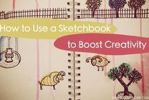 ARTed- Sketchbook Ideas