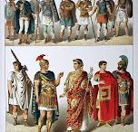 AF club Ancient Rome / Raiment and style of Ancient Rome