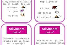 ejercicios para examen de español