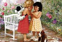 Les enfants par DONALD ZOLAN