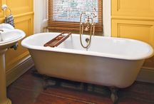Bathroom / Ideas for the bathrooms and keeping them clean & organized  / by Bernadine Gillette