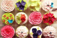Recipes - Cupcakes, Etc. / Ideas and recipes