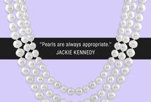 love pearls........