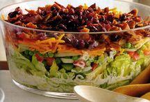 Ensaladas / Todo tipo de ensaladas de Verano