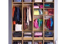 renovation: closet