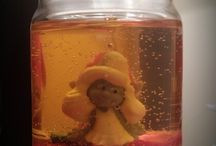 gel candles and handmade soap workshop...