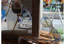 Schaufenster Wittel Optik / Bilder aus unserm Fenster
