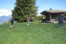 Attività per le scuole: escursioni e ciaspolate / Scuola senza banchi in Val di Non Trentino: escursioni e aggregazione nella natura!