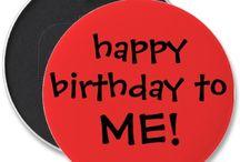 Me birthday