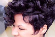 Hair move board