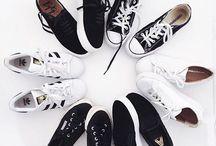 Sneakers X Heels