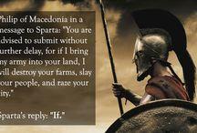 War/weapons/armour/warriors