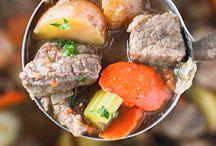 Χοιρινό με λαχανικά στην κατσαρόλα!