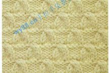 plovere tricotate vali