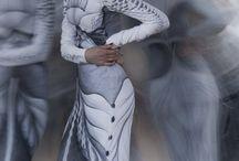 Fashion: Space Futuristic