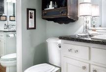 bathrooms / by Laura Coleman