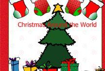 Christmas Around The World / by Joanna Chudyk