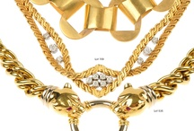 Gold  / For the latest Jewellery trends