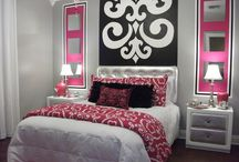 Bedroom ideas / by Ginger Volz