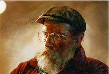 Stan Miller- watercolor