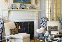 English Manor / Downton Abbey, anyone?? / by Terri Thomas/2Chic.