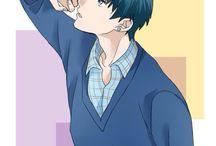 ♥ Starmyu ♥ / Kaito, Kuga, Tengeji, Hoshitani, Nayuki, Inumine ♥
