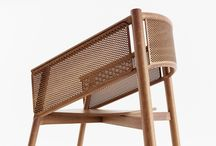 Wood.U chair by Alexandre Boucher / Chaise en bois