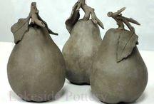 Clay Pinch Pot