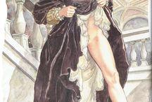 Manara Maestro Dell'Eros - Vol. 2 / I Borgia