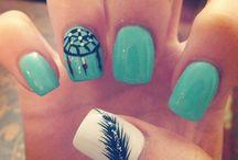 Nails / by Rachel Gordon